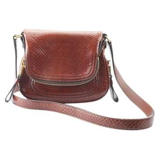 Tom Ford Brown Exotic leathers Handbags