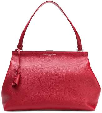 Myriam Schaefer snap-closure shoulder tote