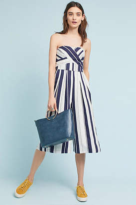 Greylin Savannah Striped Jumpsuit