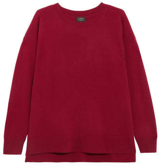 J.Crew Cashmere Sweater - Burgundy
