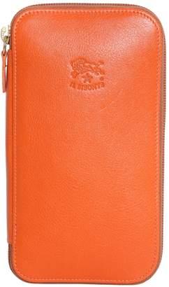 Il Bisonte Zip Around Wallet