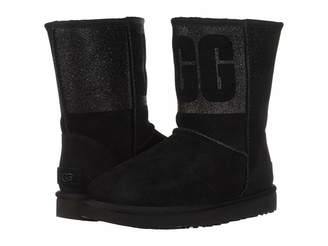 UGG Classic Short Sparkle