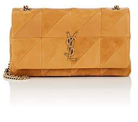 Saint Laurent Women's Monogram Jamie Medium Leather & Suede Chain Bag - Neutral