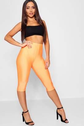 boohoo Cropped Disco Pants