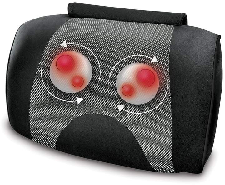 Homedics HoMedics Shiatsu & Vibration Massage Pillow with Heat