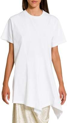 J.W.Anderson Panelled Handkerchief T-shirt