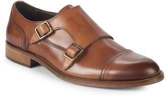 Bruno Magli Men's Sasso Double Monk-Strap Leather Dress Shoes