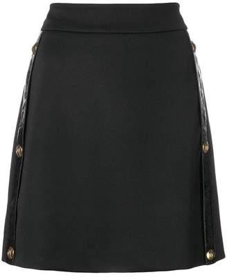 Versus mini a-line skirt