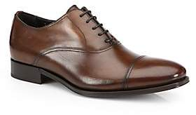 To Boot Men's Aidan Leather Cap Toe Oxfords