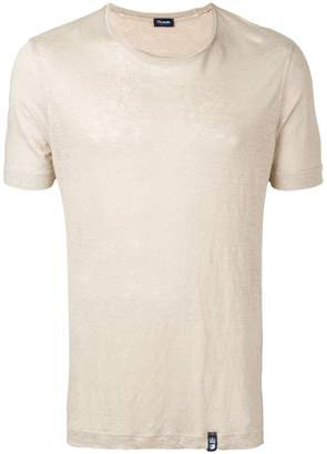 Drumohr basic T-shirt