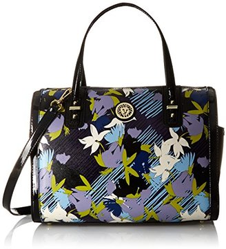 Anne Klein Front Runner Duffle Satchel Bag $39.97 thestylecure.com