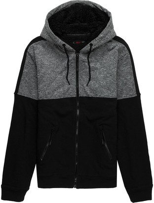 Stoic Sherpa Lined Colorblock Hoodie - Men's