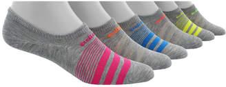 adidas 6-Pk. Superlite Super No-Show Socks