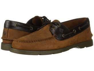 Sperry Leeward 2 Eye Men's Lace Up Moc Toe Shoes
