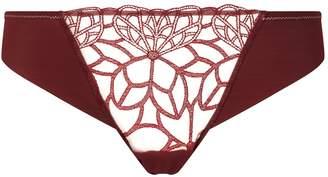 Simone Perele Lace Thong