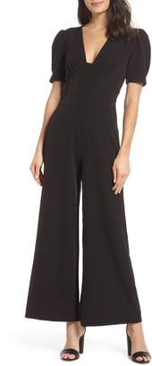 EVER NEW Puff Sleeve Jumpsuit