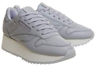7e1039ee1c1 Reebok Womens   Reebok Classic Leather Trainers By Office