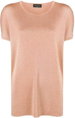 Roberto Collina short-sleeve sweater top