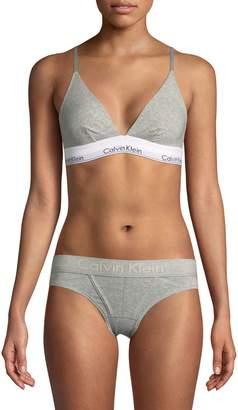 Calvin Klein Underwear Modern Triangle Bralette