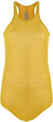 Rick Owens ribbed vest top
