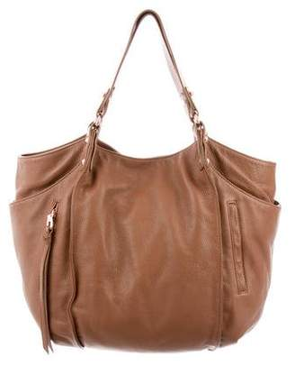 Pre Owned At Therealreal Kooba Leather Paneled Tote