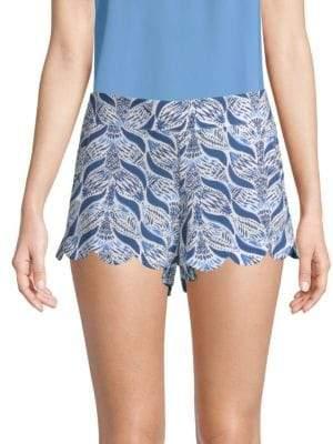 Lilly Pulitzer Dahlia Printed Shorts