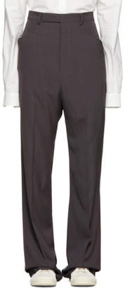 Rick Owens Grey Mastodon Trousers