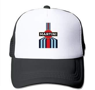 Canan Cap Martini Racing Mesh Hat Trucker Baseball Cap