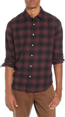 Life After Denim Lumberjack Plaid Slim Fit Sport Shirt