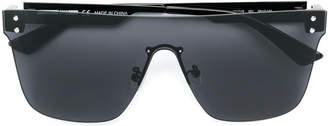 McQ Eyewear oversized sunglasses