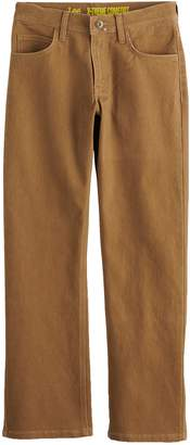 f6b109af Lee Boys 8-20 Sport Xtreme Comfort Straight-Fit Straight-Leg Jeans In