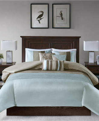 Madison Park Amherst 6-Pc. King/California King Duvet Cover Set Bedding