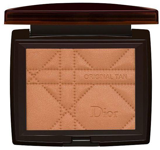 Dior Bronze Original Tan Healthy Glow Bronzing Powder Spicy Tan