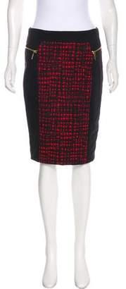 MICHAEL Michael Kors Printed Knee-Length Skirt