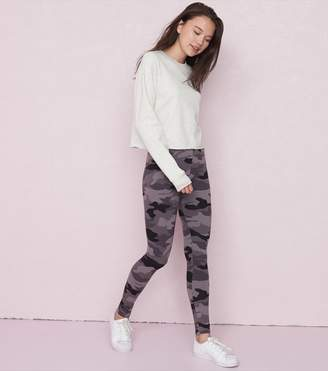 Garage Camo High Rise Super Soft Legging