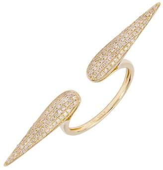 BRIGITTE & Stone Dagger Ring