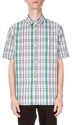 Kenzo Men's Plaid Shirt