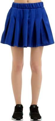 adidas Fashion League Pleated Satin Skirt