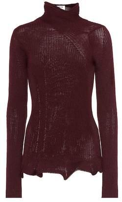 Acne Studios Rosie ribbed wool sweater