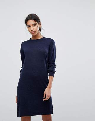 Selected Fine Knit Sweater Dress