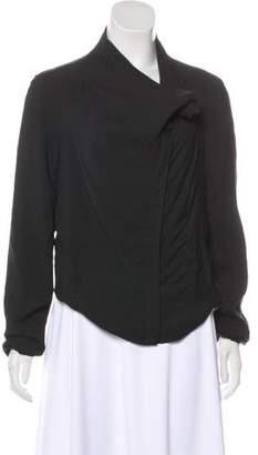 Helmut Lang Asymmetrical Zip-Up Jacket