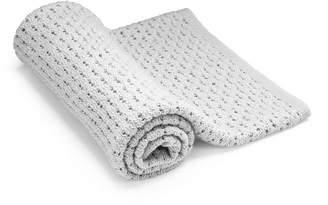 Stokke Merino Wool Knit Baby Blanket