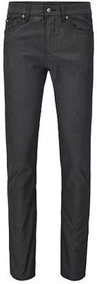 HUGO BOSS Slim-fit jeans in comfort-stretch denim