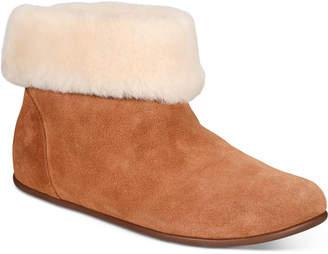 a24b48952495 FitFlop Sarah Shearling Booties Women Shoes