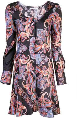 Chloé paisley print dress