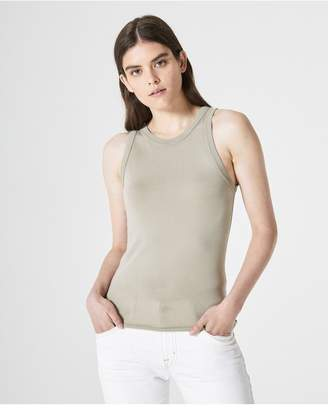 AG Jeans The Lexi Tank - Sunbaked Dried Patchouli