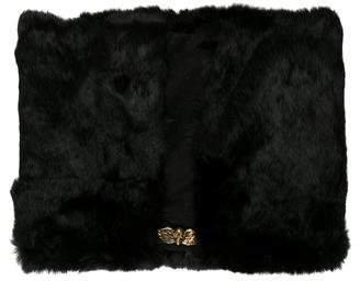 Embellished Fur Snood