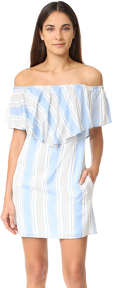 WAYF Off Shoulder Dress $89 thestylecure.com