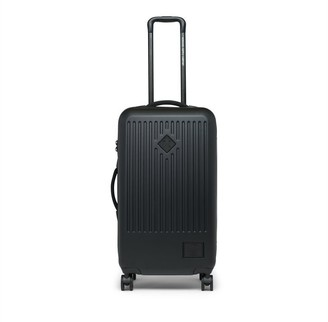 Herschel Supply Company Ltd TRADE MEDIUM HARD SHELL LUGGAGE - BLACK