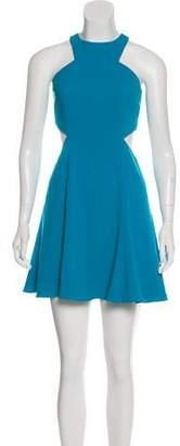 Jay Godfrey Mini Sleeveless Dress